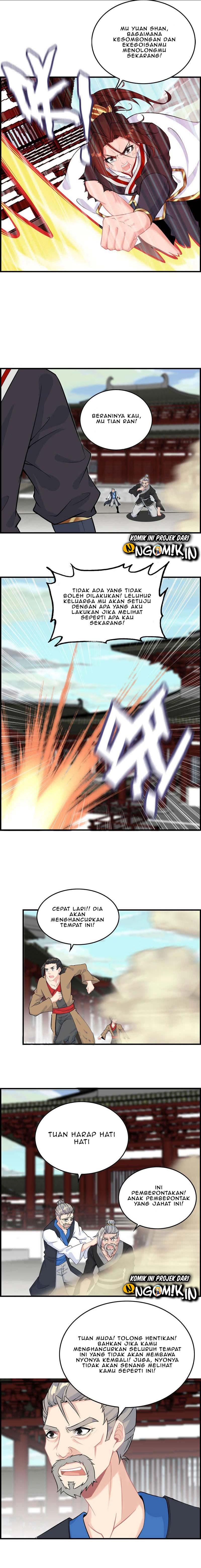 Vengeance Of The Heavenly Demon Chapter 32