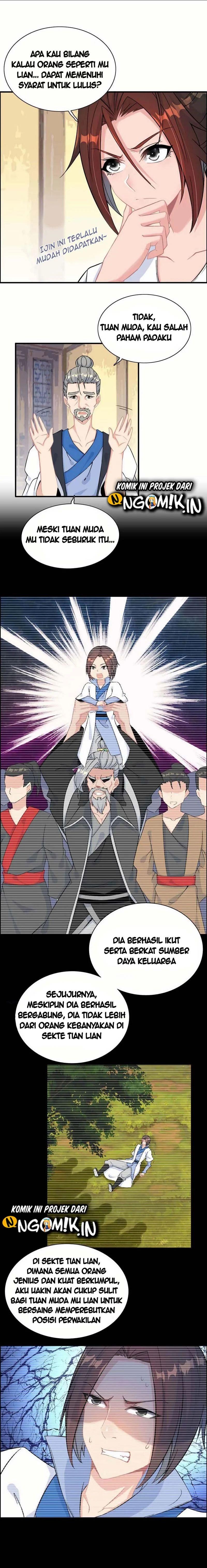Vengeance Of The Heavenly Demon Chapter 36