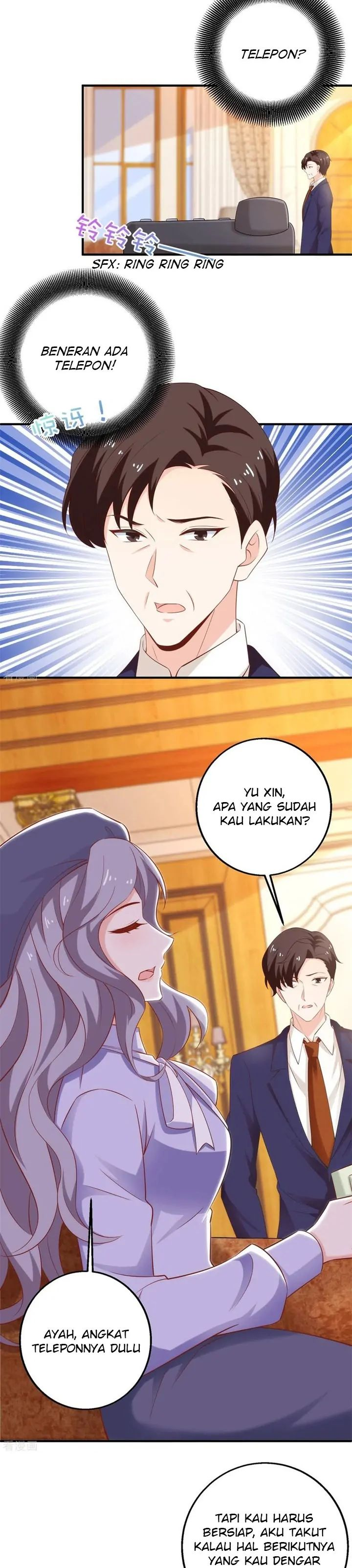 Take Your Mommy Home Chapter 306
