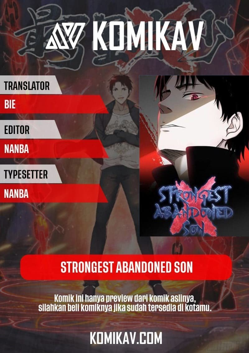 Strongest Abandoned Son Chapter 160