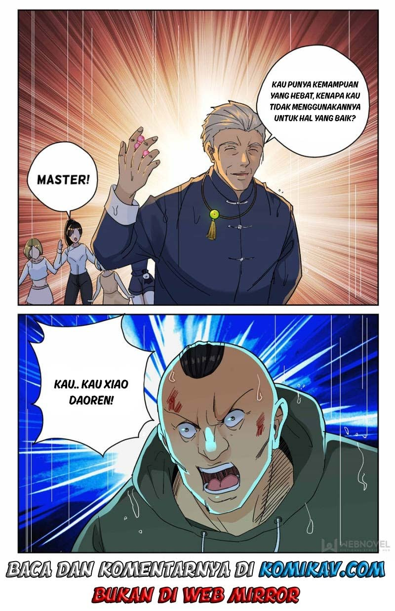 Strongest Abandoned Son Chapter 161