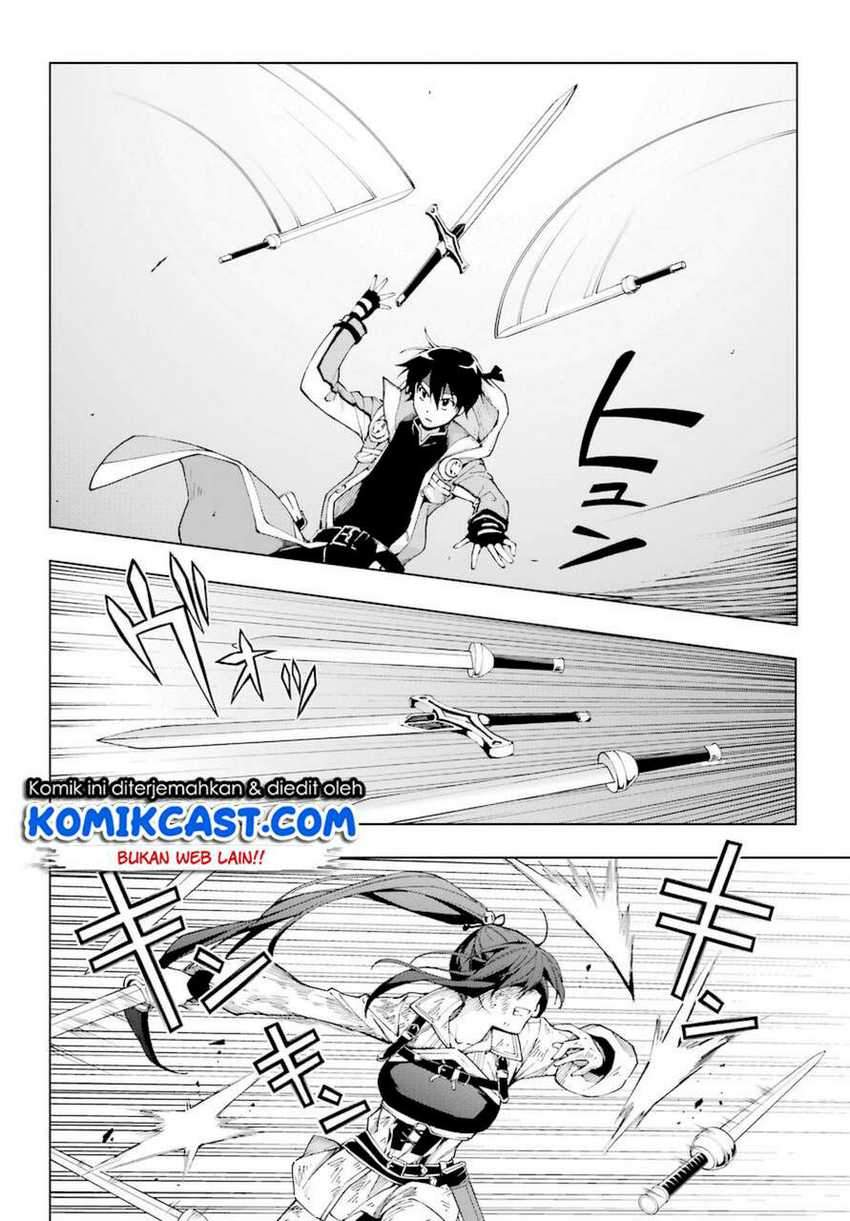 The Swordsman Called The Countless Swords Sorcerer Chapter 26