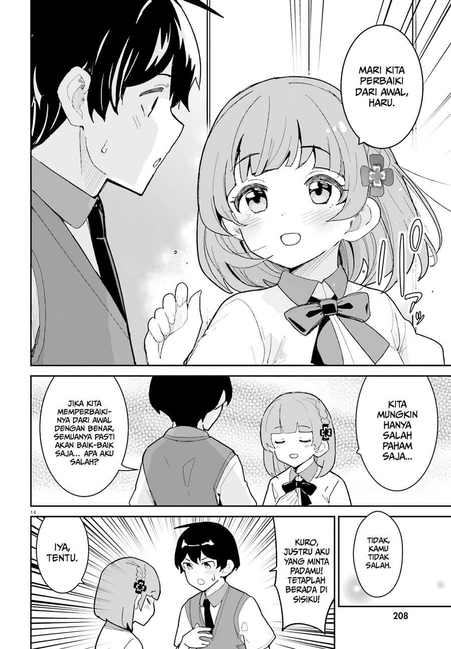 Osananajimi Ga Zettai Ni Makenai Love Comedy Chapter 15