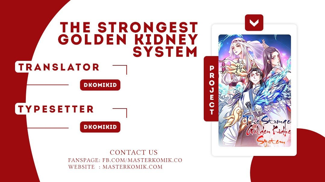 The Strongest Golden Kidney System Chapter 21