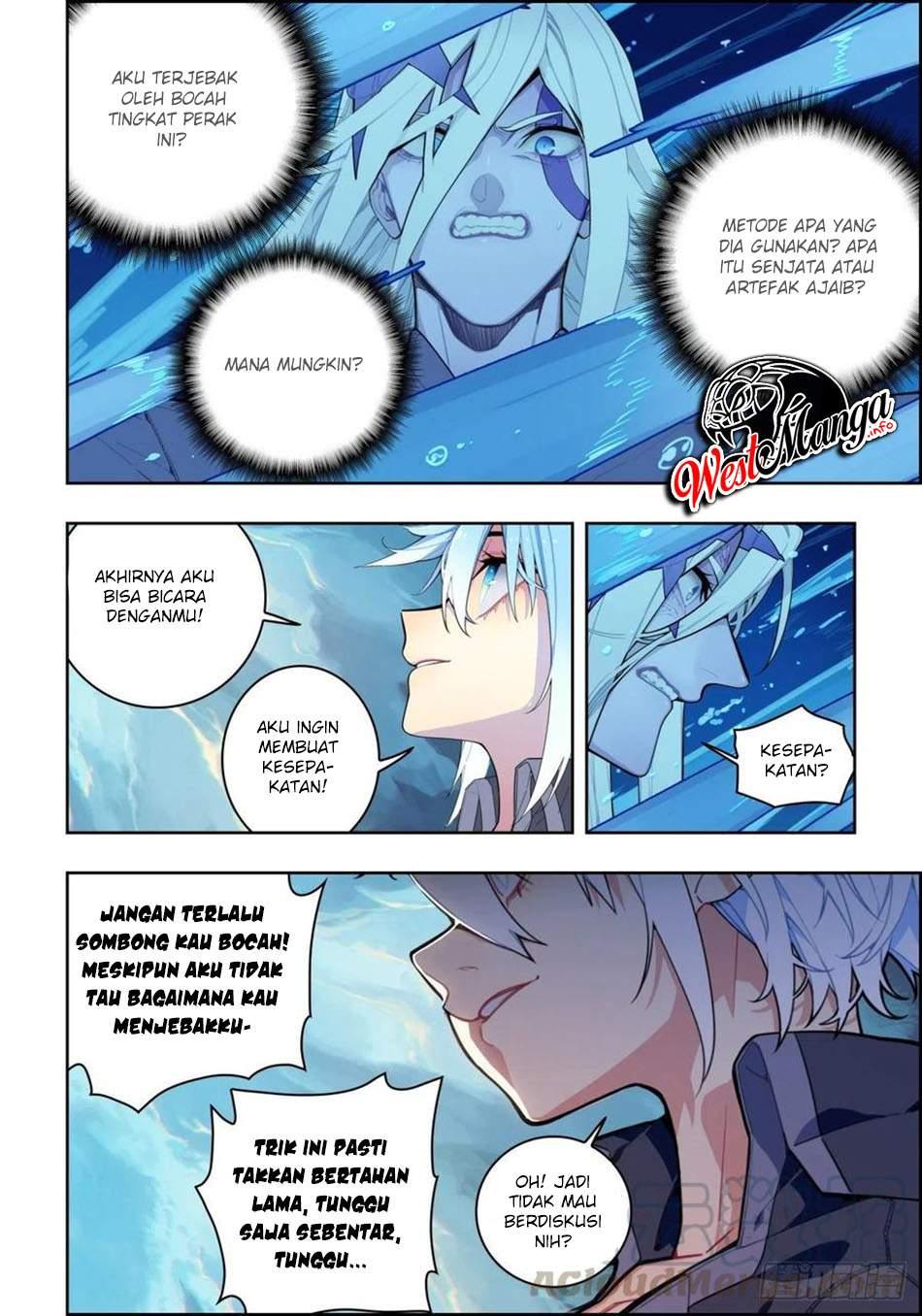 X Epoch Of Dragon Chapter 100