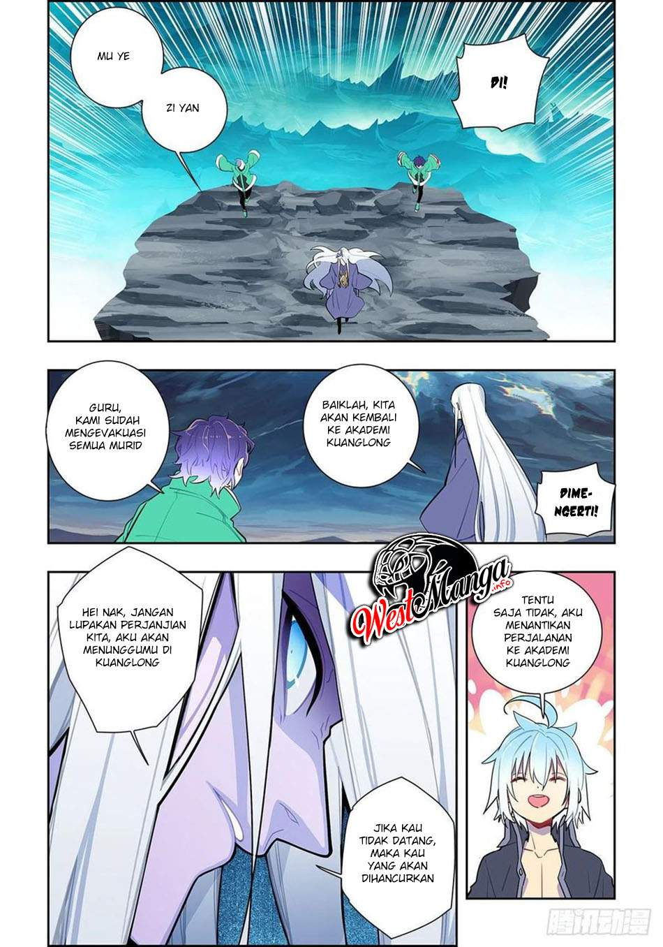 X Epoch Of Dragon Chapter 101