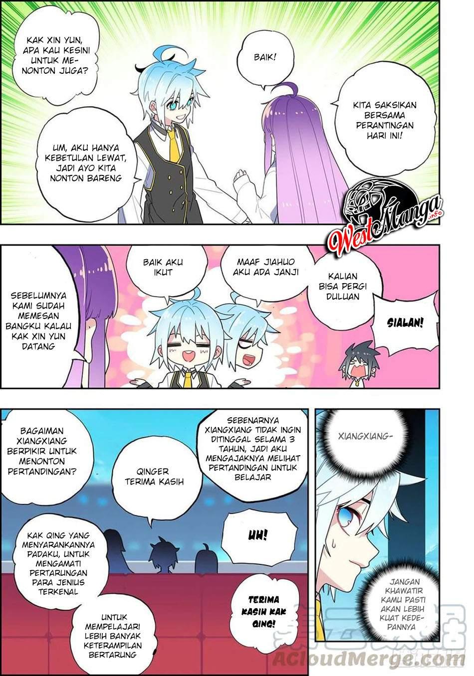 X Epoch Of Dragon Chapter 102