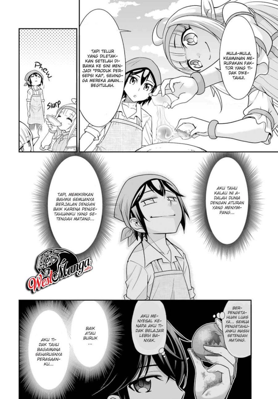 Tenohira Kaitaku Mura De Isekai Kenkokuki Fueteku Yome-tachi To Nonbiri Mujintou Life Chapter 19