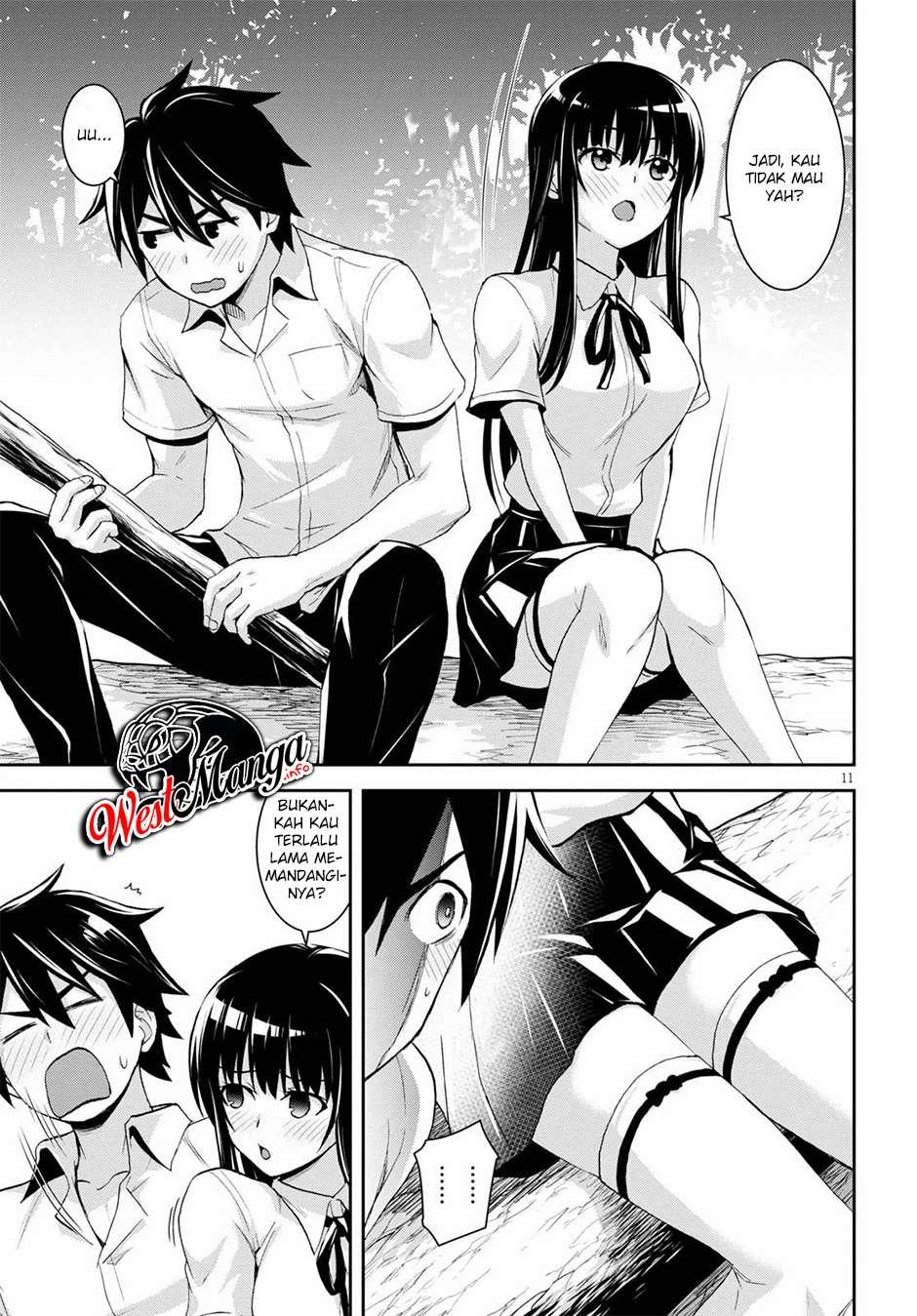 Isekai Yurutto Survival Seikatsu Gakkou No Minna To Isekai No Mujintou Ni Tenishitakedo Ore Dake Rakushou Desu Chapter 5