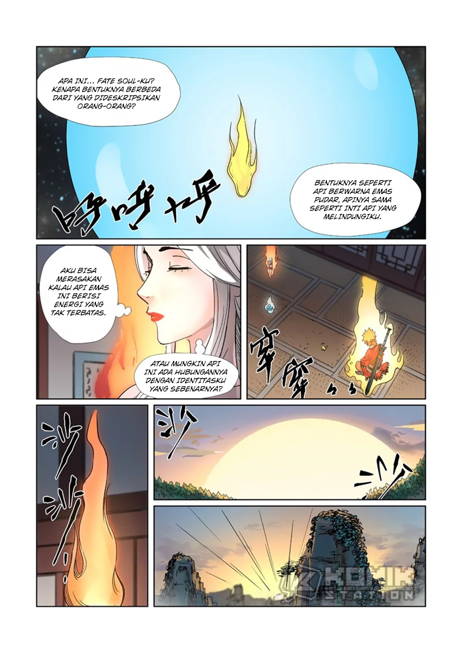 Tales Of Demons And Gods Chapter 309.5