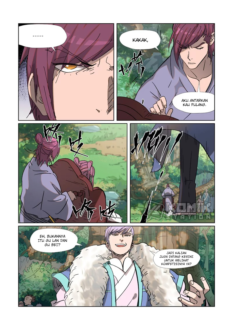 Tales Of Demons And Gods Chapter 314.5