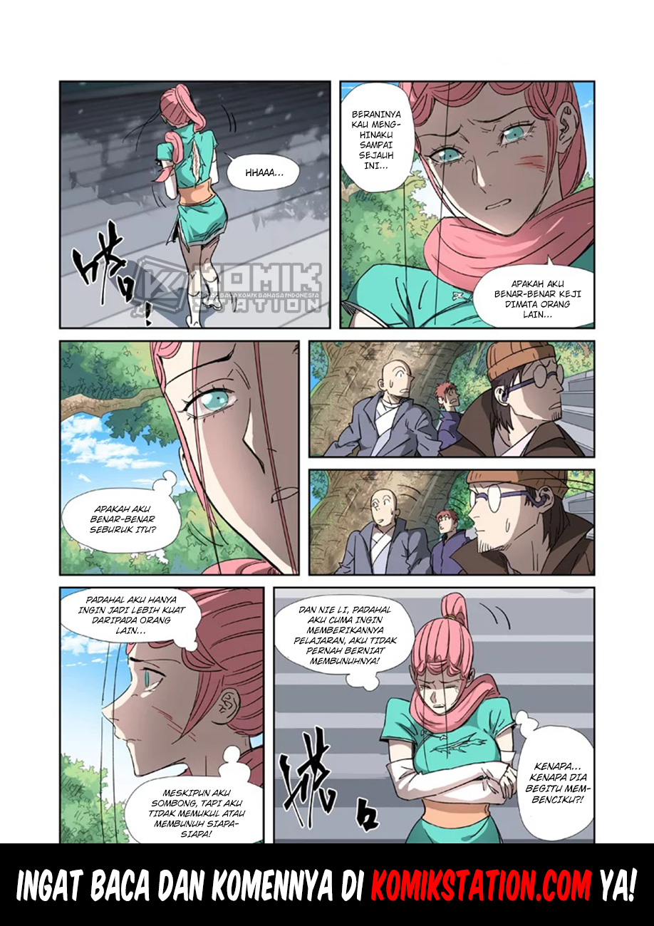 Tales Of Demons And Gods Chapter 316.5