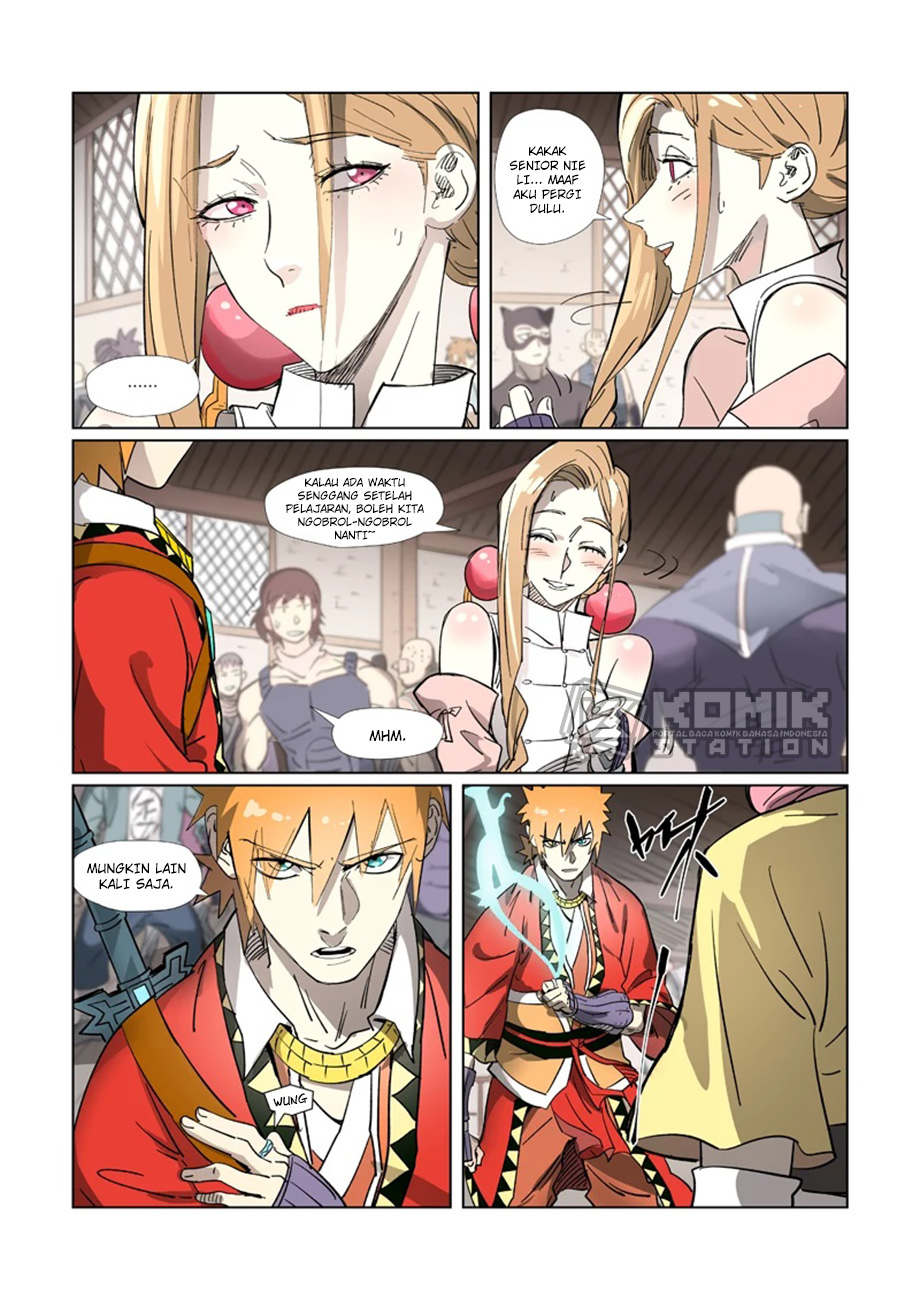 Tales Of Demons And Gods Chapter 320.5