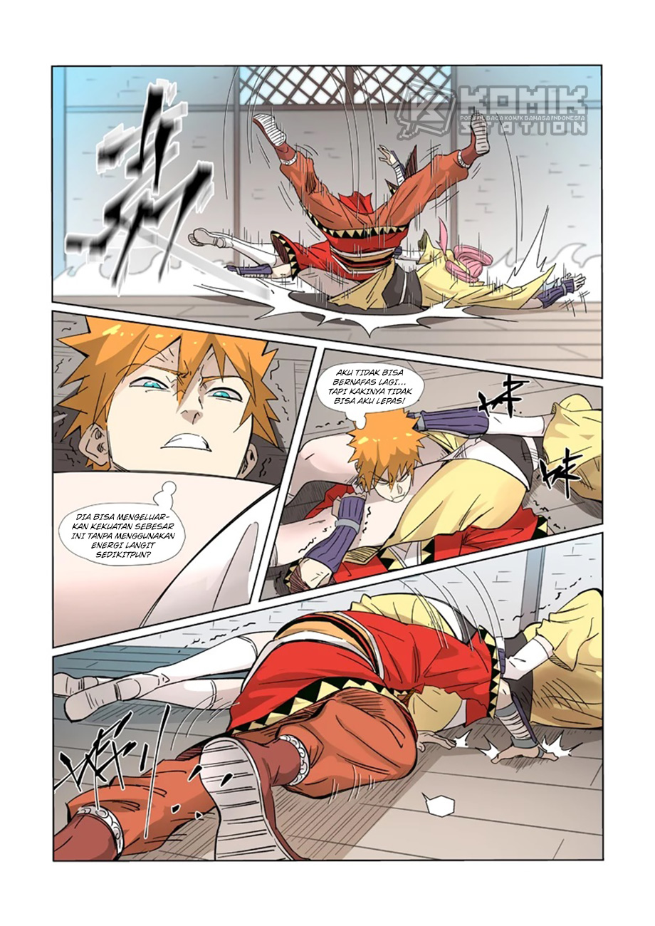 Tales Of Demons And Gods Chapter 321.5