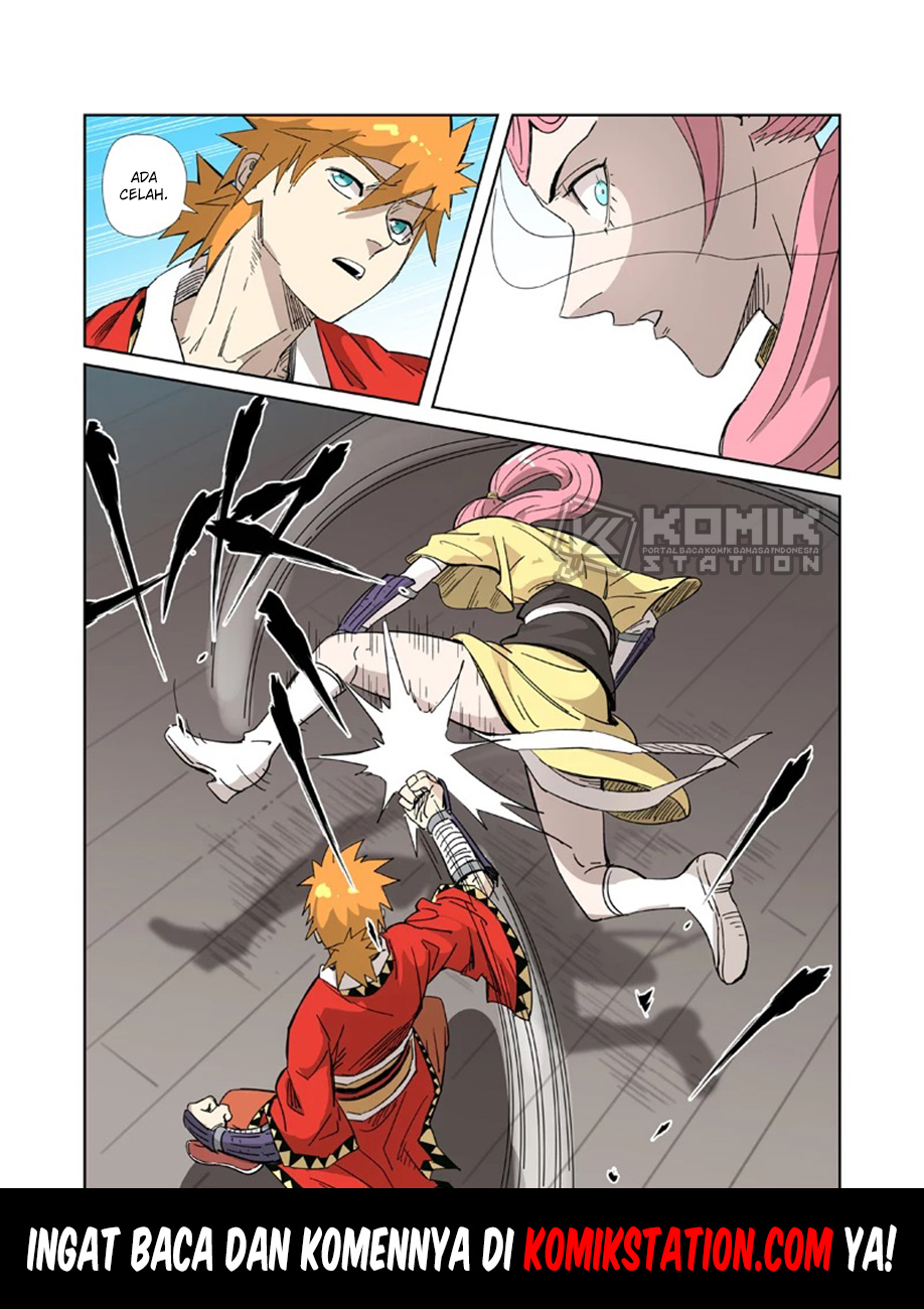 Tales Of Demons And Gods Chapter 321