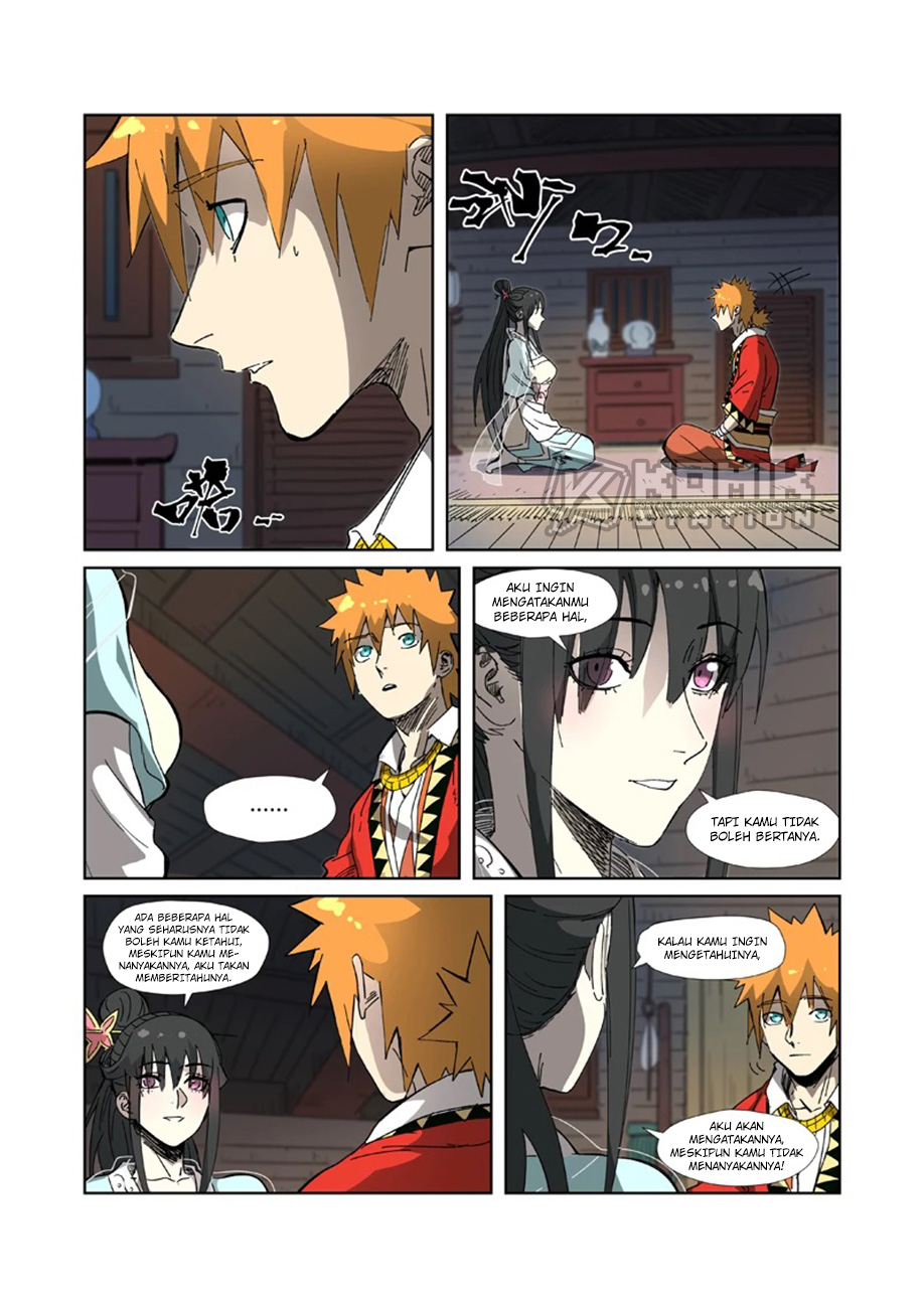 Tales Of Demons And Gods Chapter 329.5