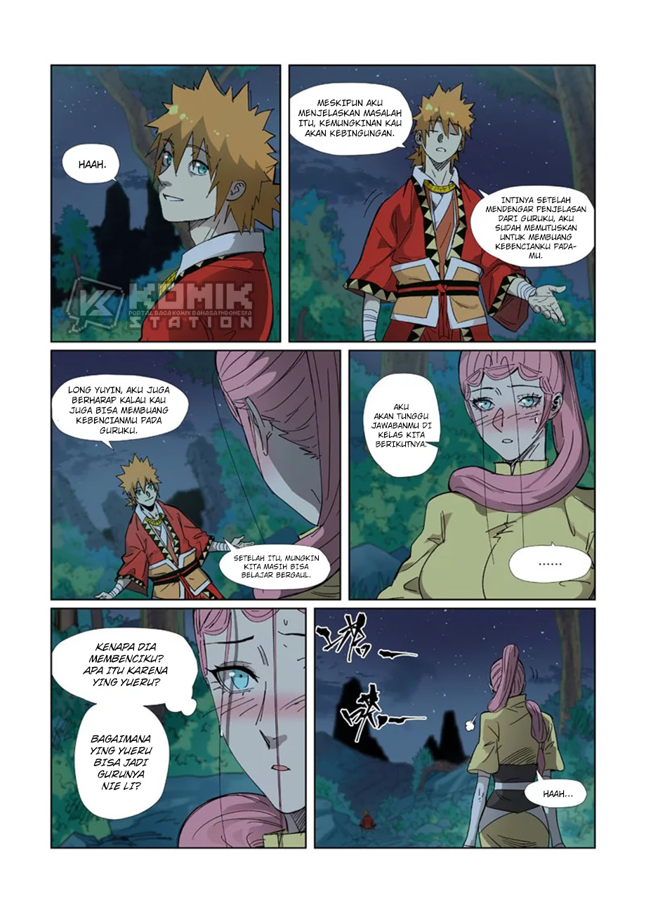 Tales Of Demons And Gods Chapter 330.5