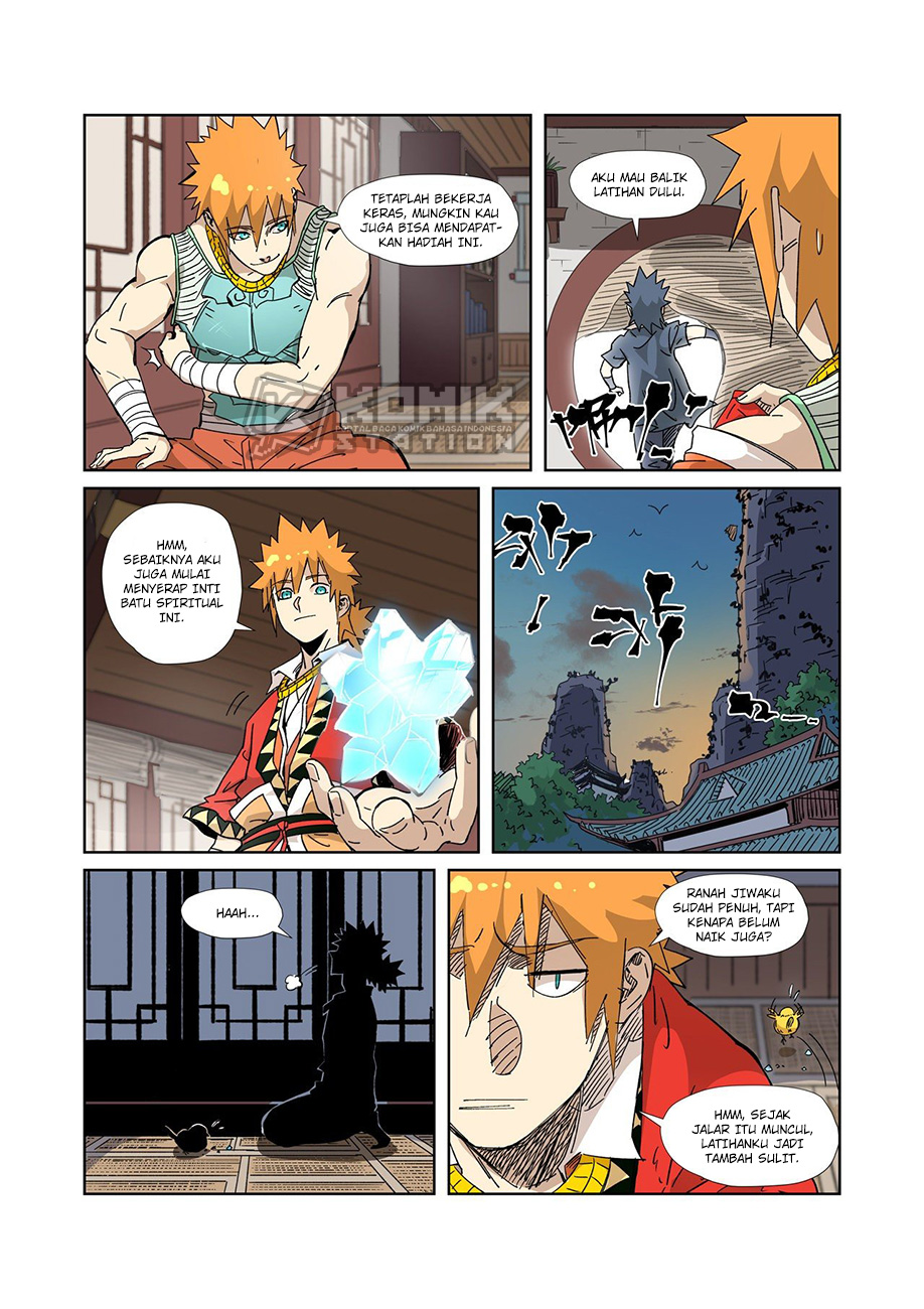 Tales Of Demons And Gods Chapter 331.5