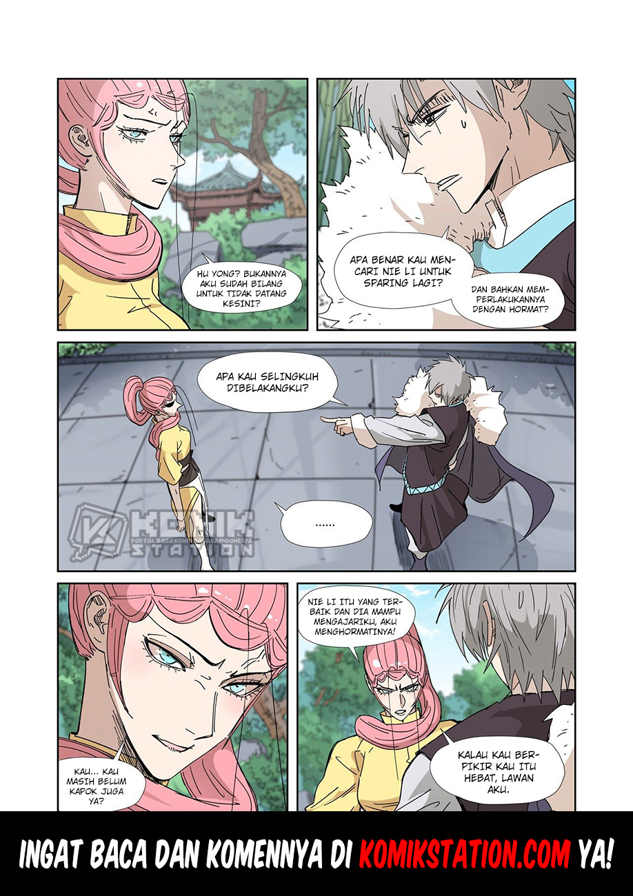 Tales Of Demons And Gods Chapter 331
