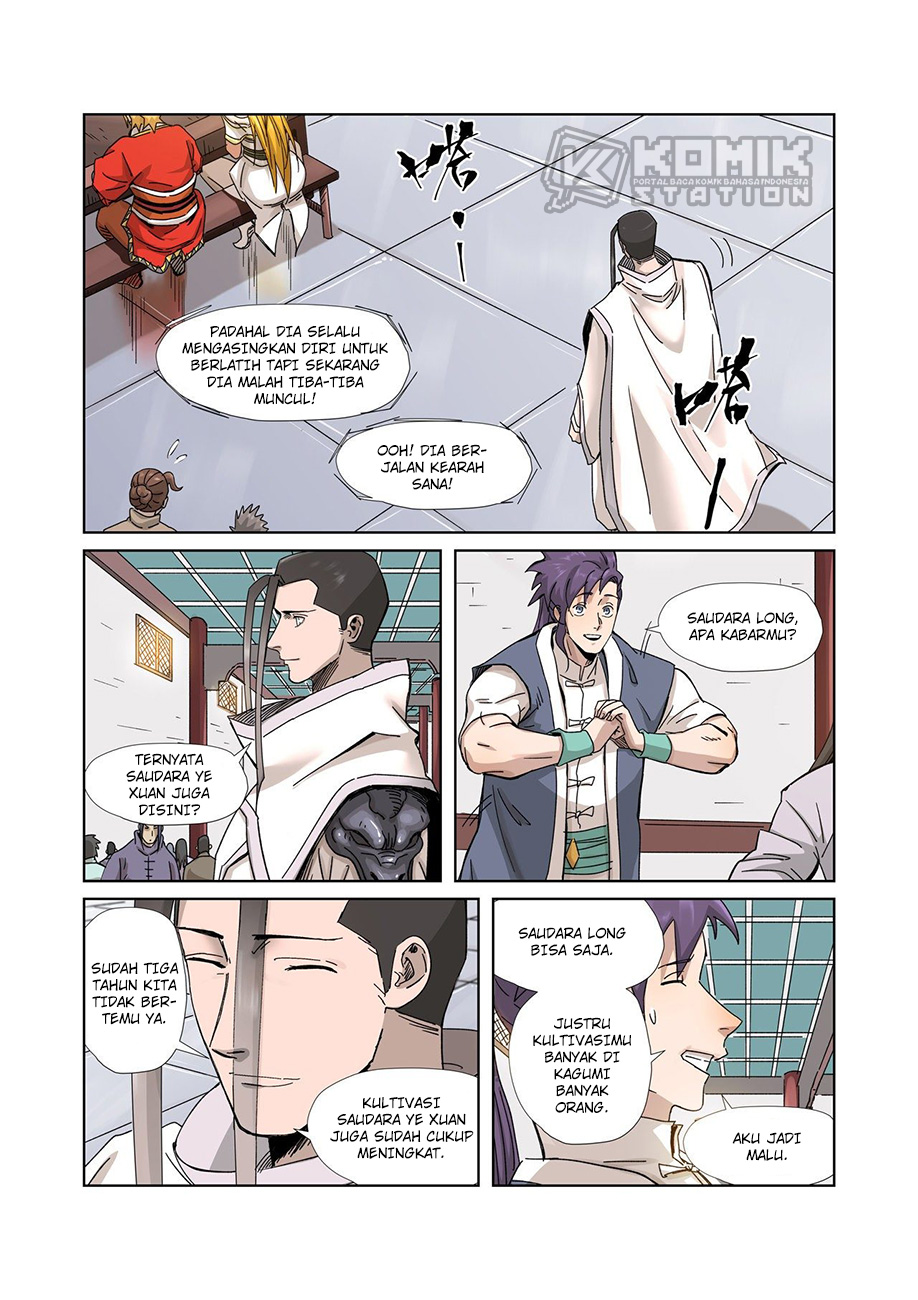 Tales Of Demons And Gods Chapter 335.5