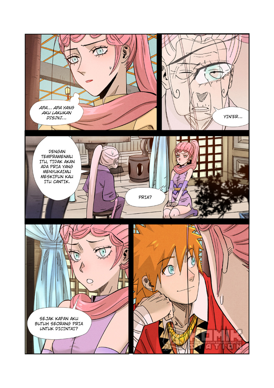 Tales Of Demons And Gods Chapter 336.5