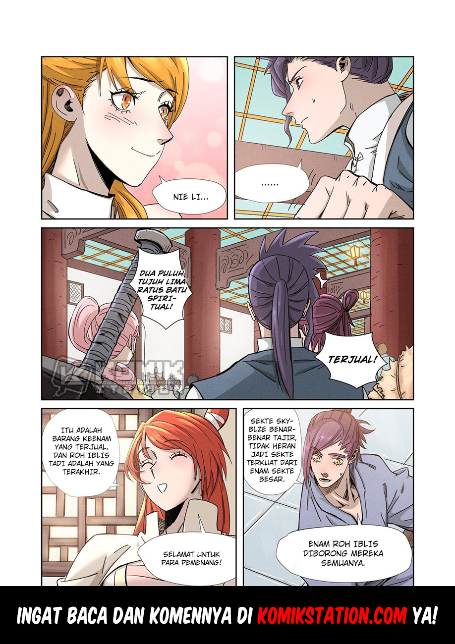 Tales Of Demons And Gods Chapter 336