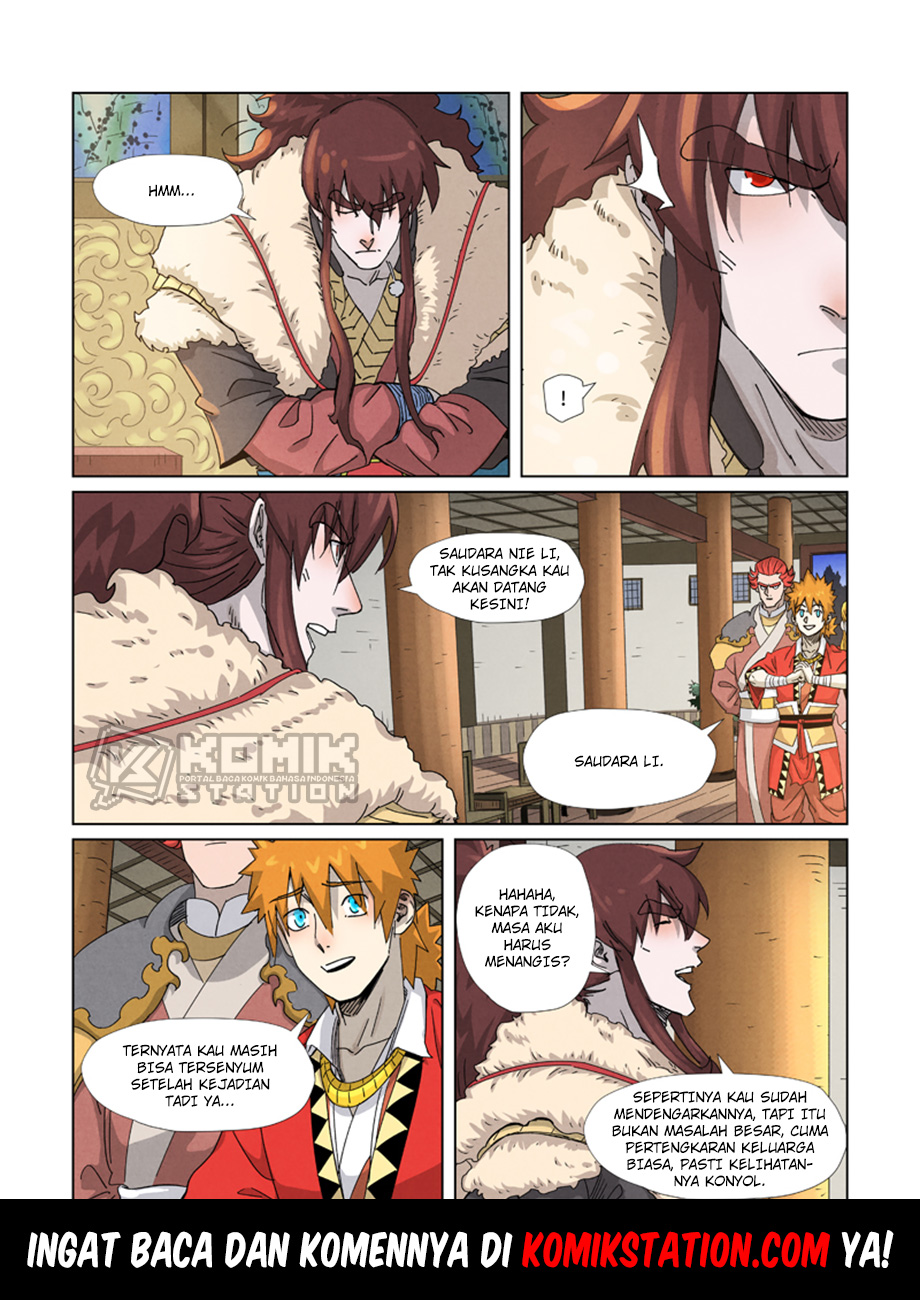 Tales Of Demons And Gods Chapter 348