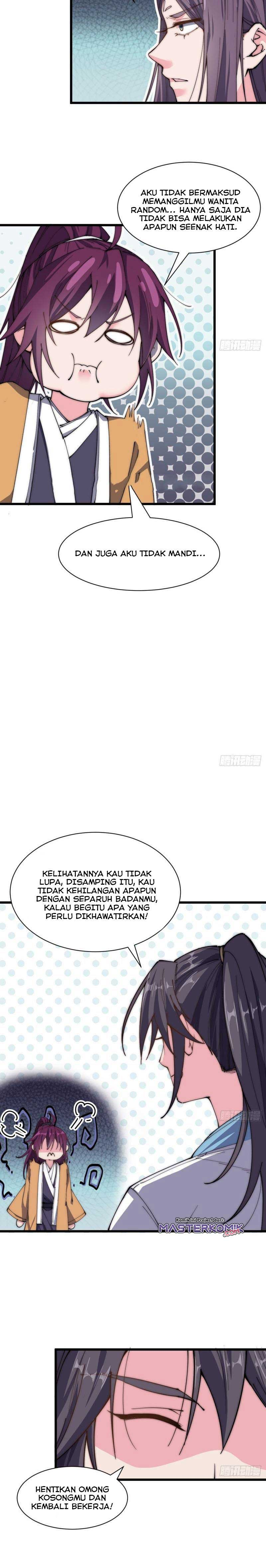 To Be Immortal For 9000 Years Chapter 32