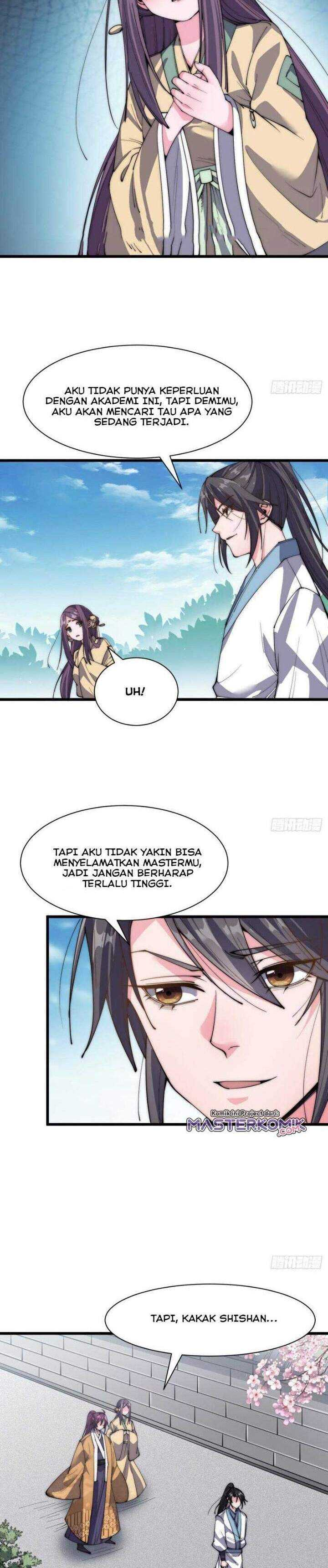To Be Immortal For 9000 Years Chapter 33