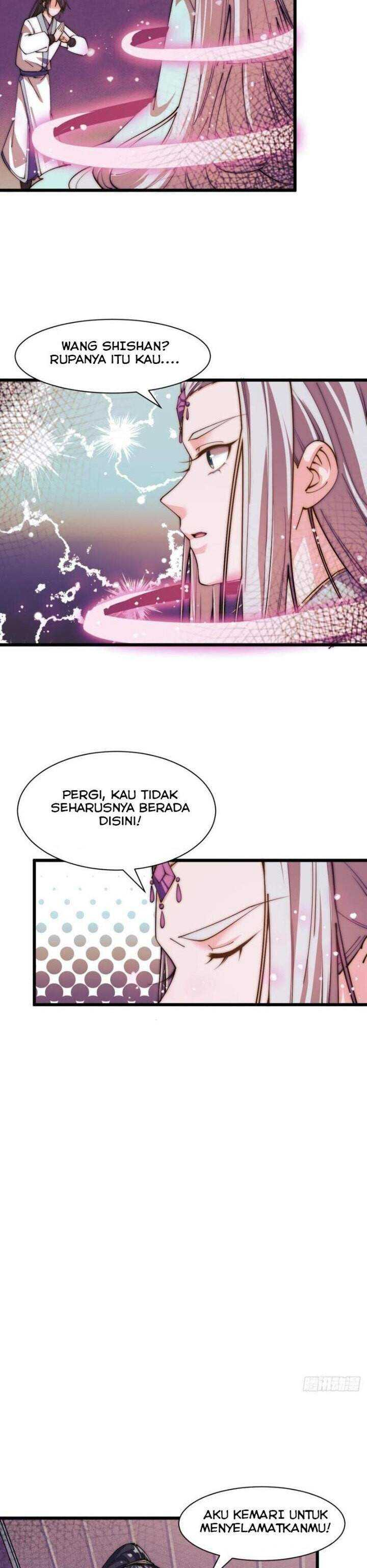 To Be Immortal For 9000 Years Chapter 34