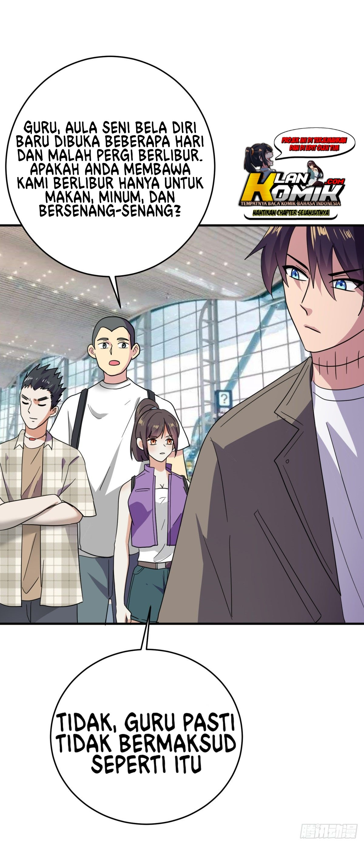 One Thousand Live Broadcast Big Local Tyrant Chapter 48