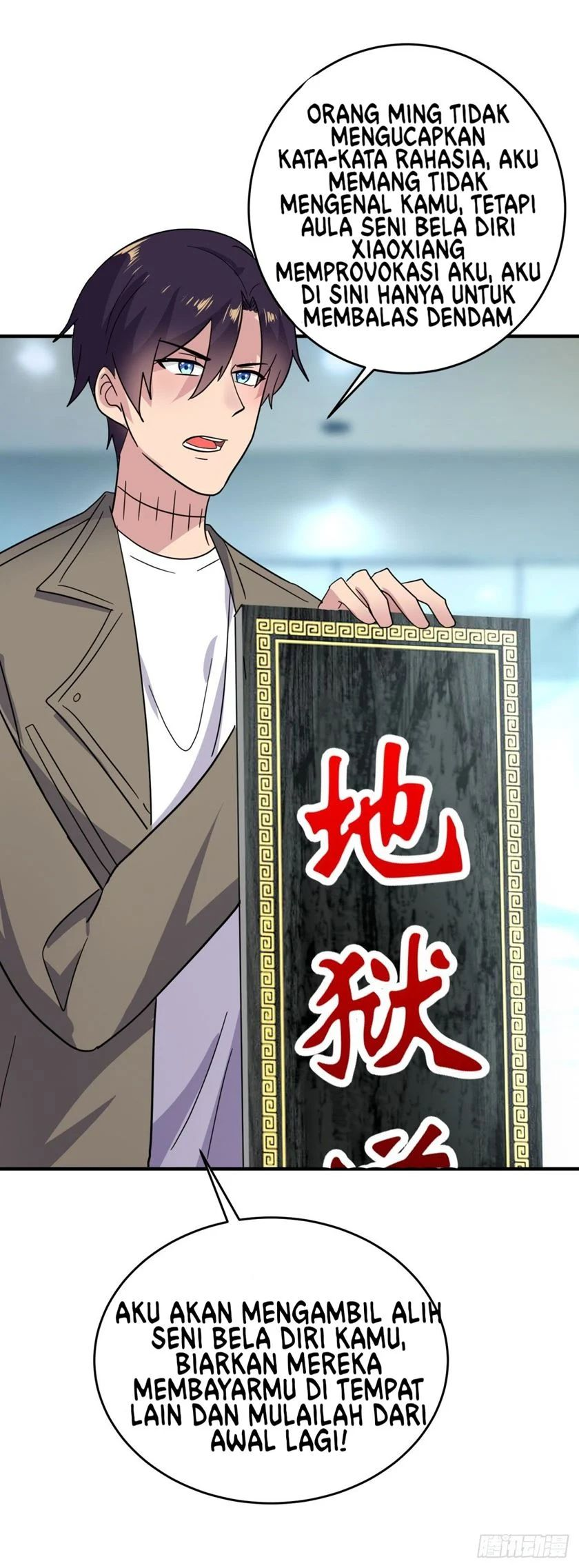 One Thousand Live Broadcast Big Local Tyrant Chapter 49