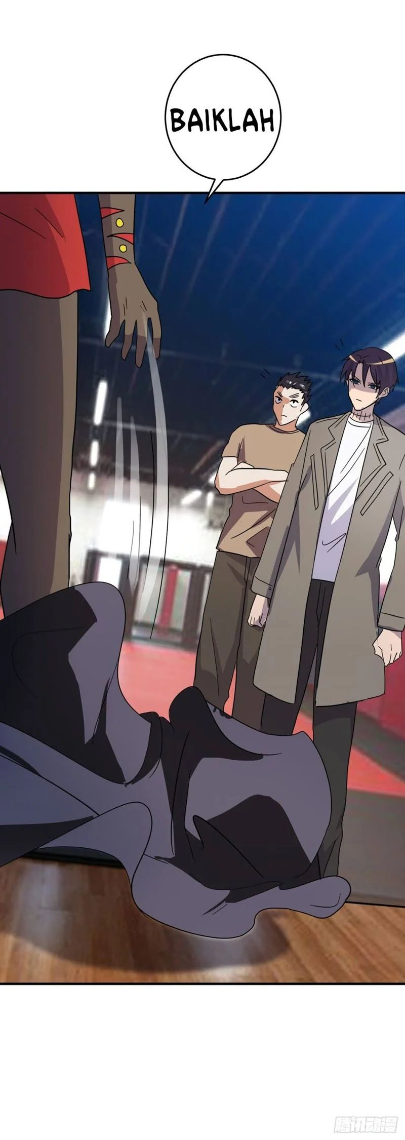 One Thousand Live Broadcast Big Local Tyrant Chapter 51