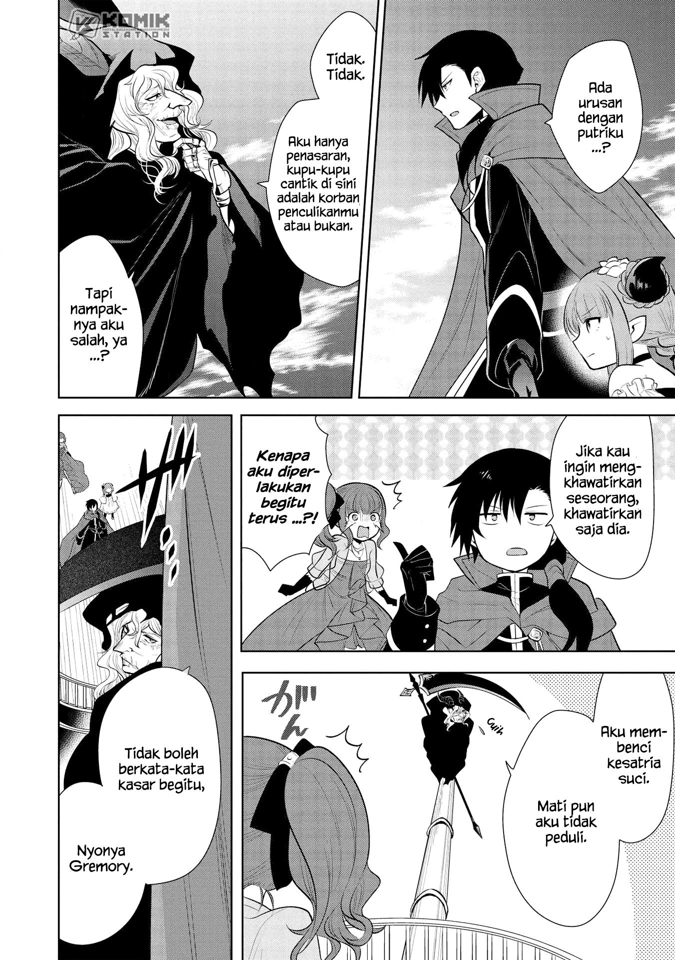 Maou No Ore Ga Dorei Elf Wo Yome Ni Shitanda Ga, Dou Medereba Ii? Chapter 28
