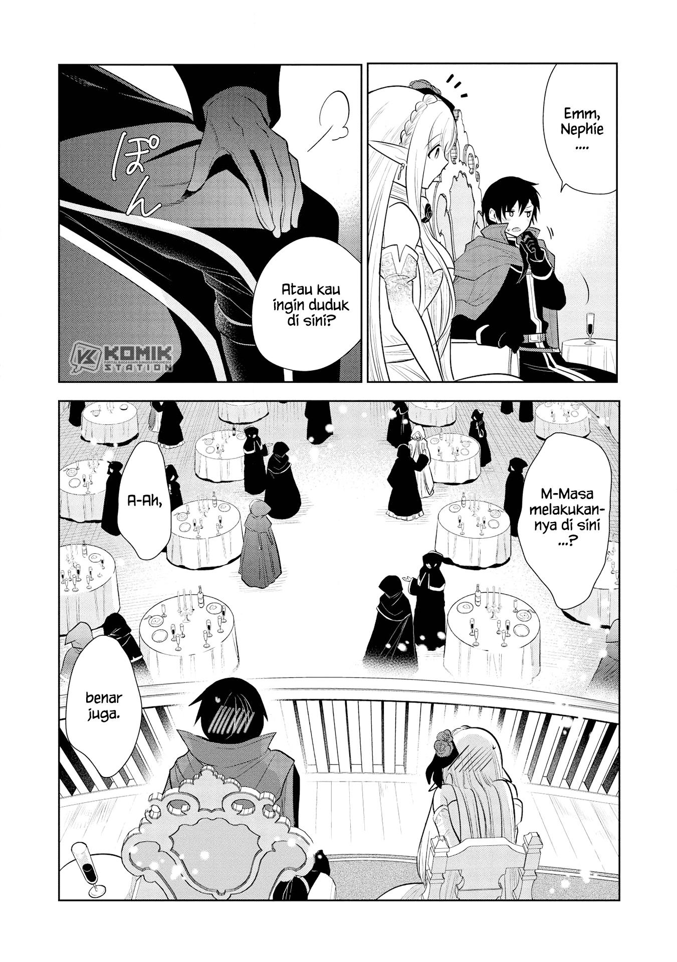 Maou No Ore Ga Dorei Elf Wo Yome Ni Shitanda Ga, Dou Medereba Ii? Chapter 29