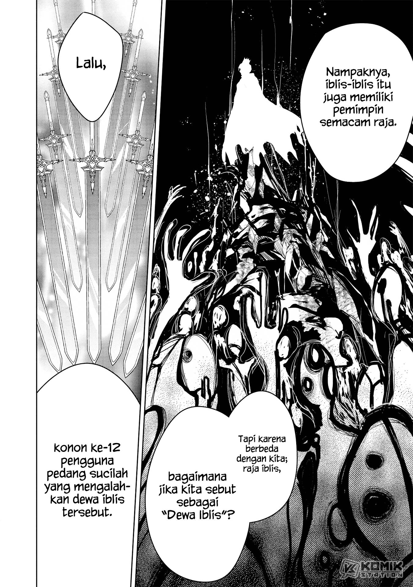 Maou No Ore Ga Dorei Elf Wo Yome Ni Shitanda Ga, Dou Medereba Ii? Chapter 30