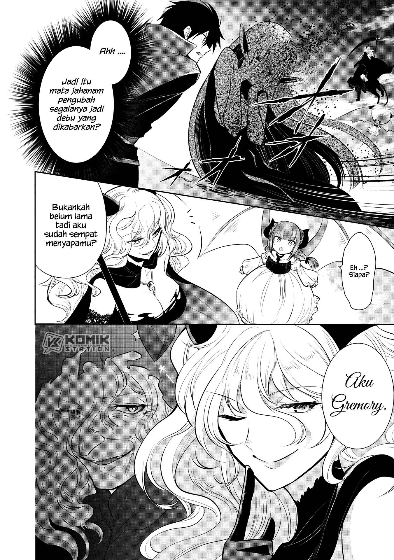 Maou No Ore Ga Dorei Elf Wo Yome Ni Shitanda Ga, Dou Medereba Ii? Chapter 33