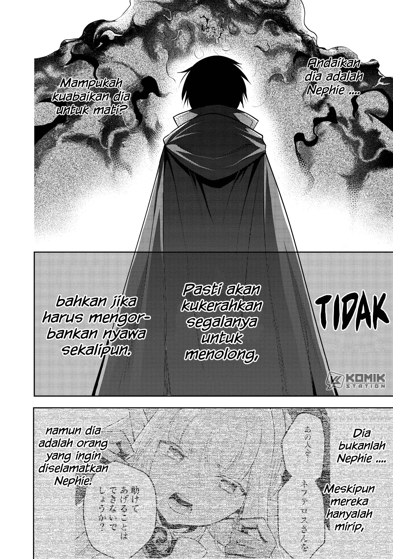 Maou No Ore Ga Dorei Elf Wo Yome Ni Shitanda Ga, Dou Medereba Ii? Chapter 34