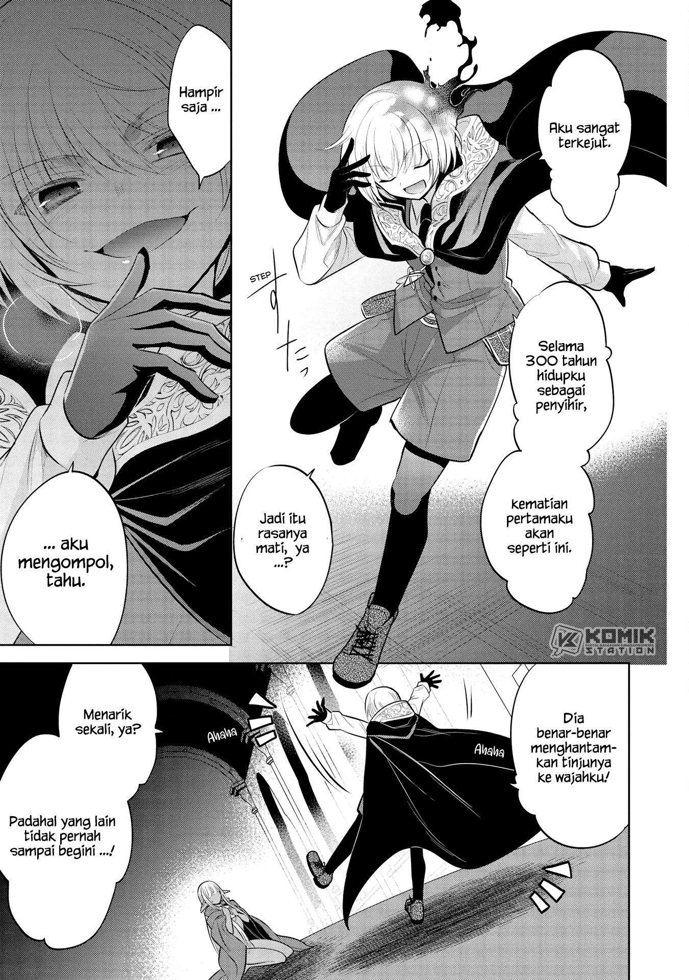 Maou No Ore Ga Dorei Elf Wo Yome Ni Shitanda Ga, Dou Medereba Ii? Chapter 35