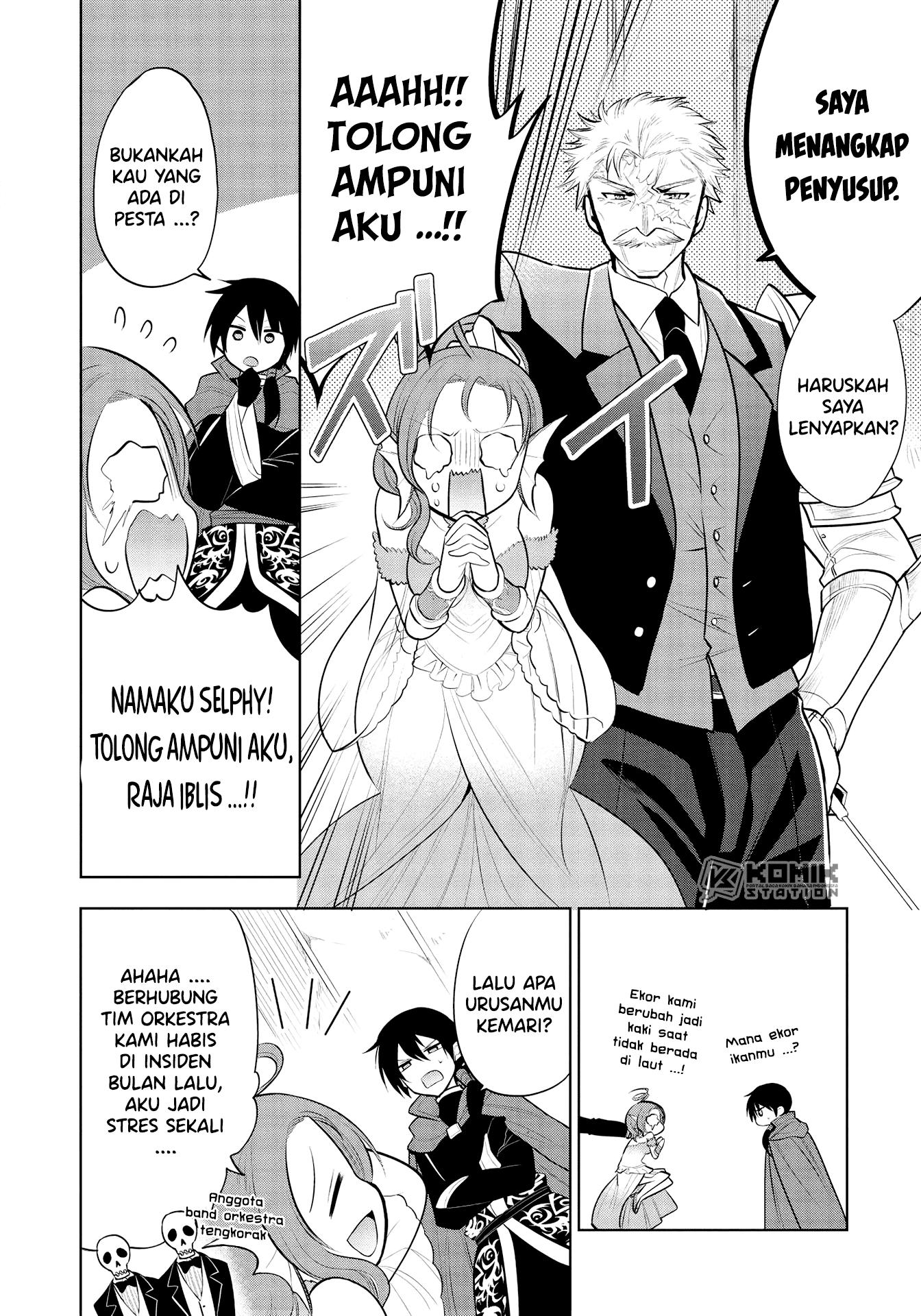 Maou No Ore Ga Dorei Elf Wo Yome Ni Shitanda Ga, Dou Medereba Ii? Chapter 36