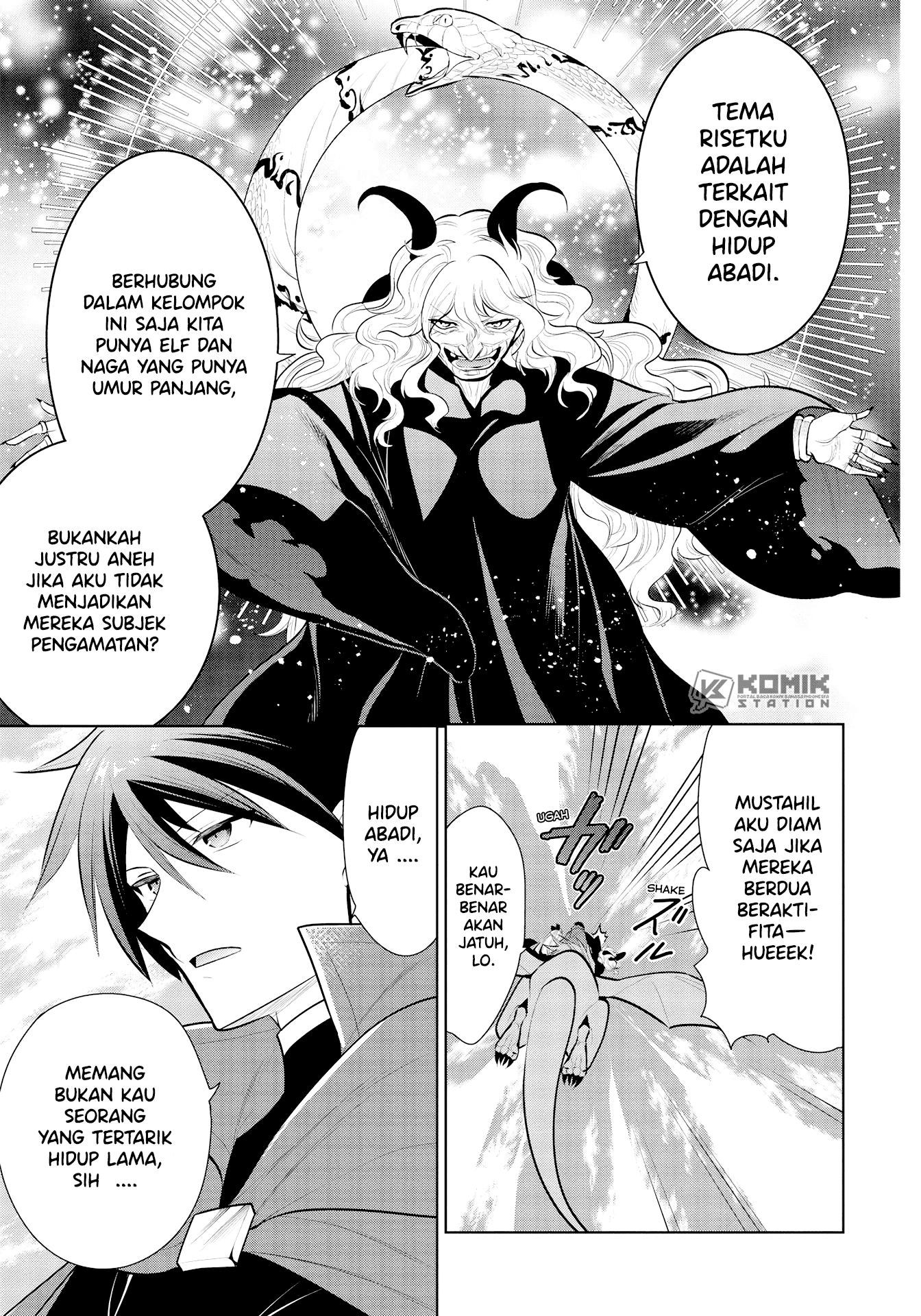 Maou No Ore Ga Dorei Elf Wo Yome Ni Shitanda Ga, Dou Medereba Ii? Chapter 37