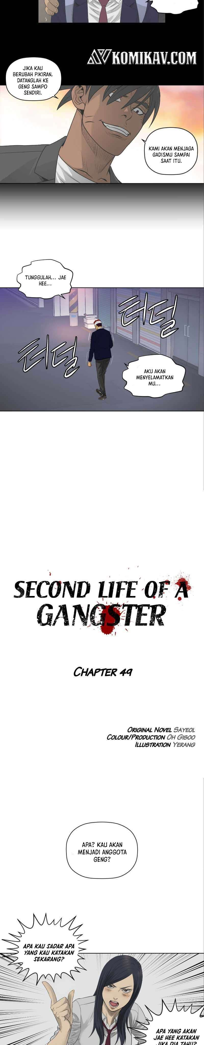 Second Life Of A Gangster Chapter 49