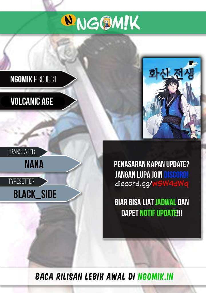 Volcanic Age Chapter 109