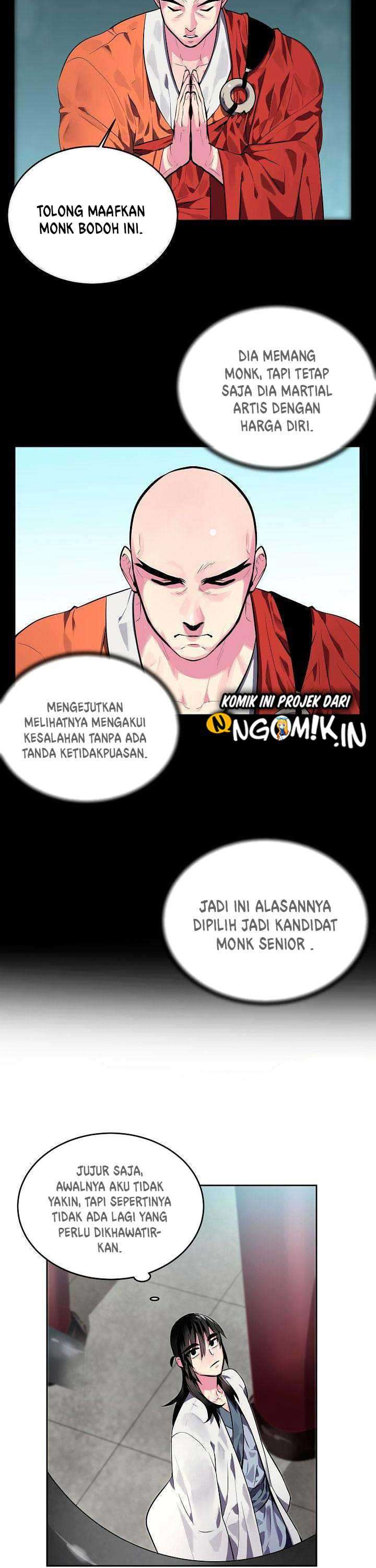 Volcanic Age Chapter 111