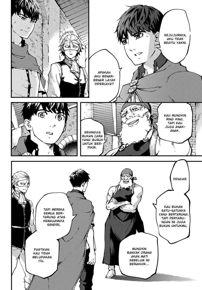 Kekkon Yubiwa Monogatari Chapter 49.5