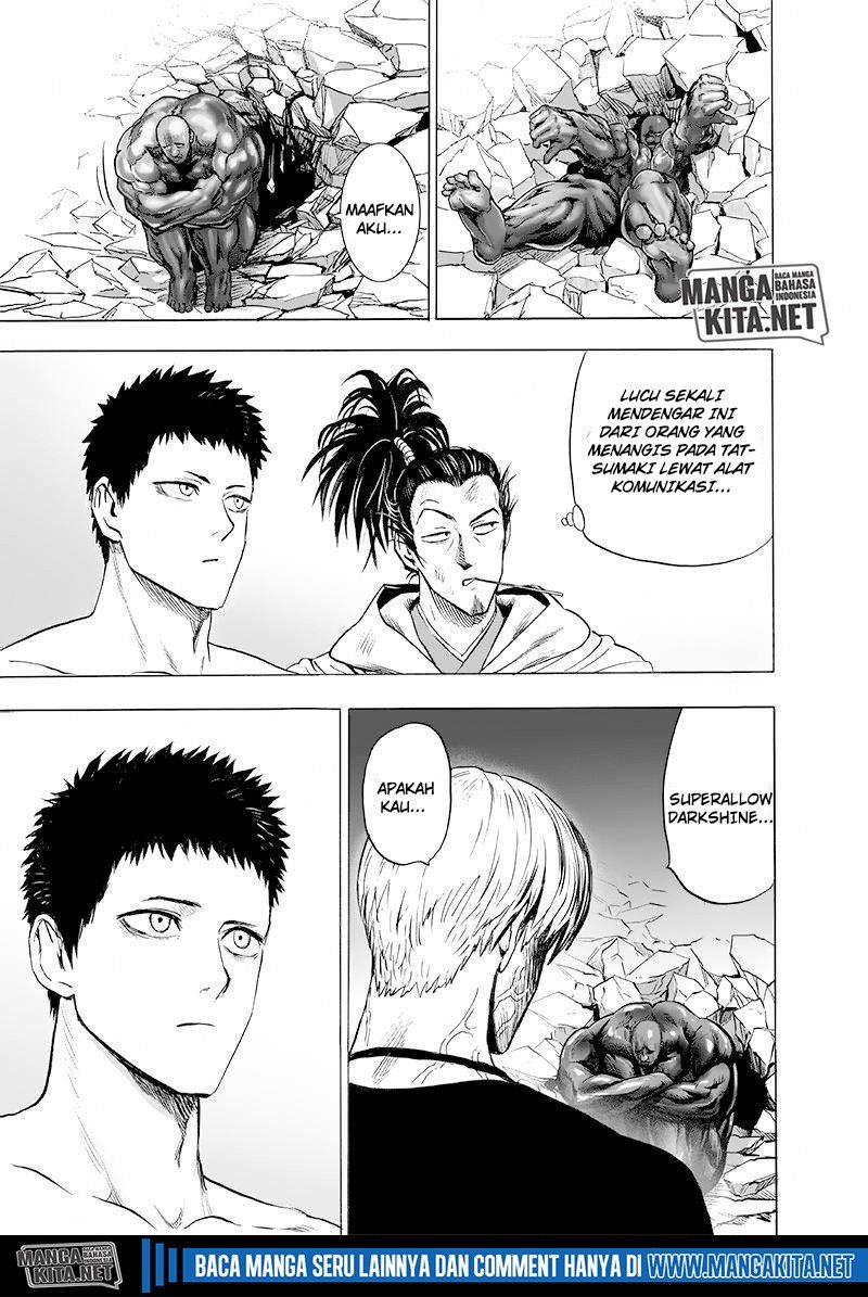One Punch-man Chapter 136