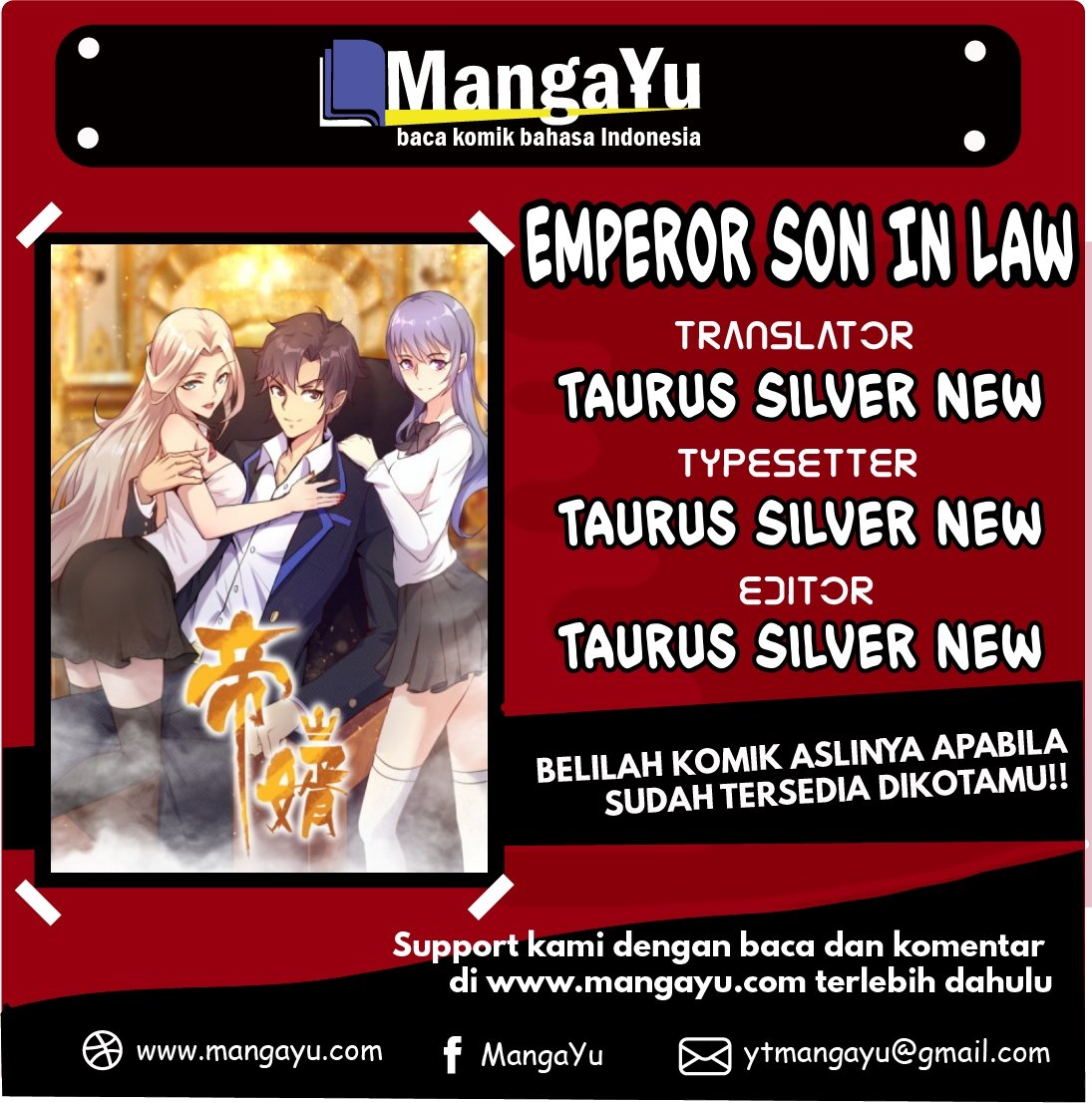 Emperor Son In Law Chapter 4