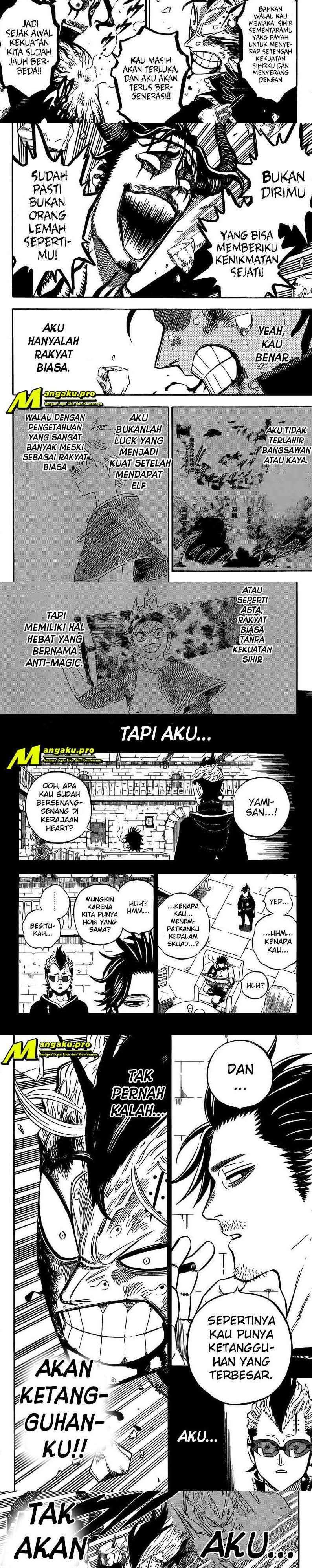 Black Clover Chapter 293 - Komik Terbaru