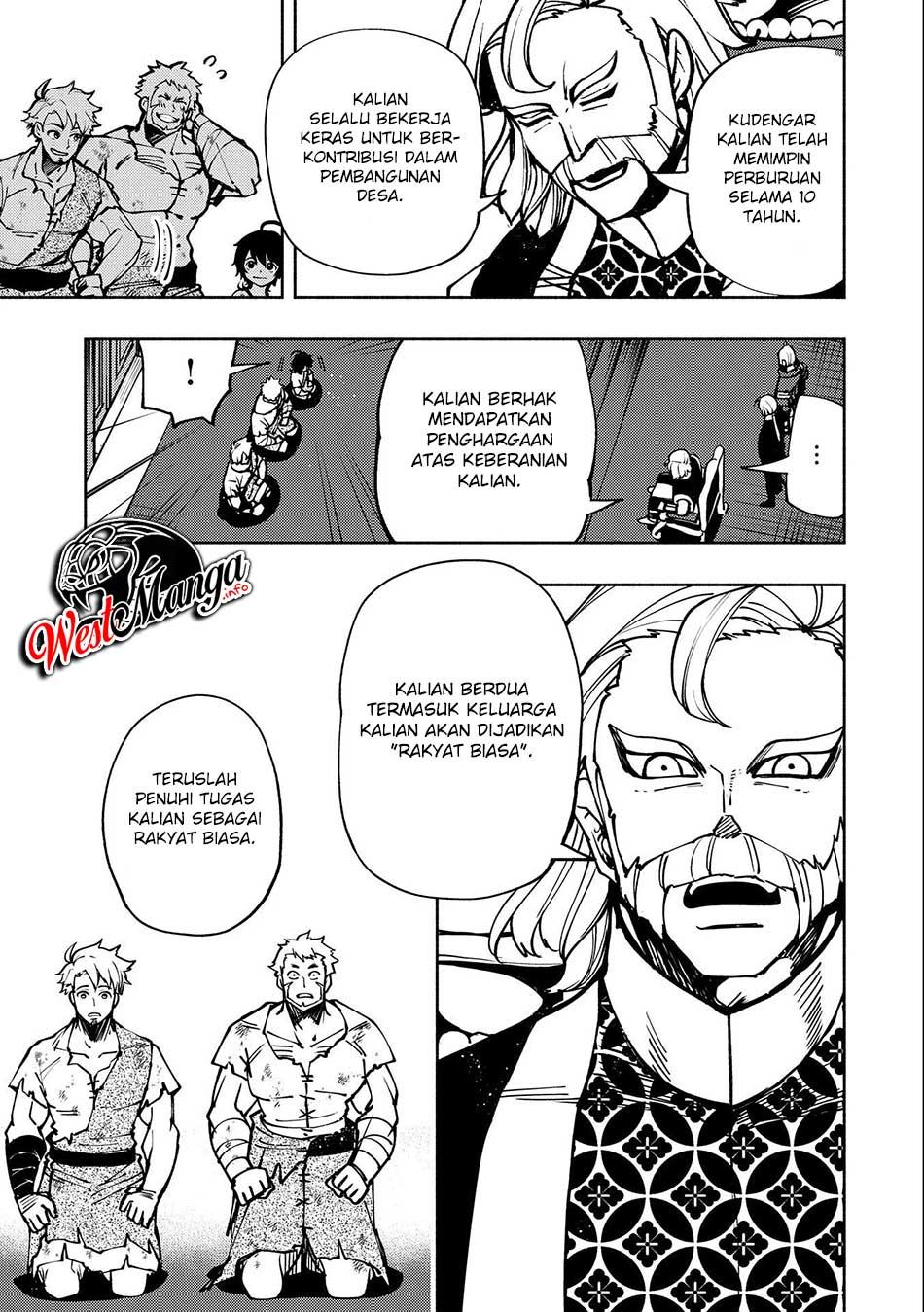 Hell Mode Yarikomi Suki No Gamer Wa Hai Settei No Isekai De Musou Suru Chapter 4