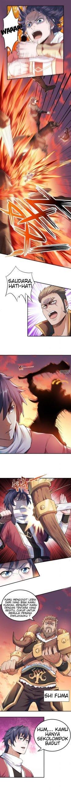 Supreme Demon Return Chapter 8